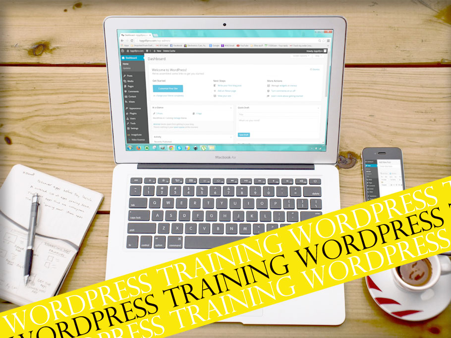 Houston based in person WordPress Training Course