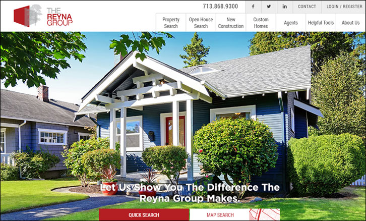 The Reyna Group Realty in Houston, TX